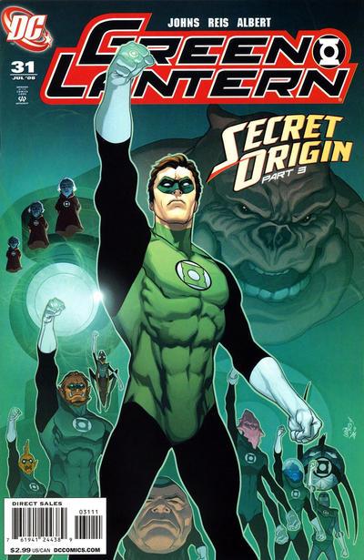 Green Lantern Vol 4 31