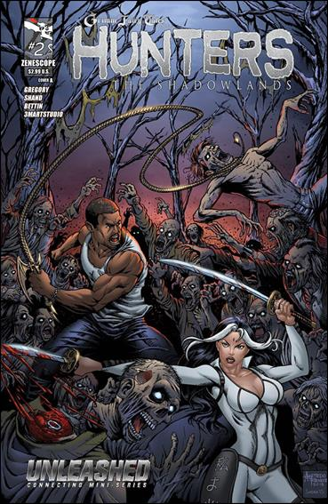 Grimm Fairy Tales Presents Hunters: The Shadowlands Vol 1 2