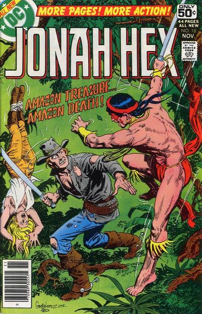 Jonah Hex Vol 1 18