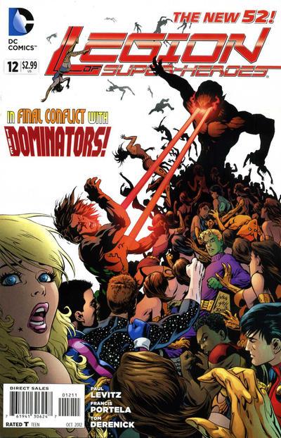 Legion of Super-Heroes Vol 7 12