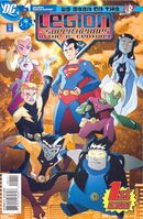 Legion of Super-Heroes in the 31st Century Vol 1 1