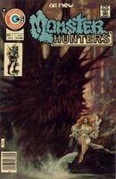 Monster Hunters Vol 1 3