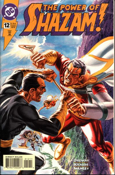 Power of Shazam Vol 1 12
