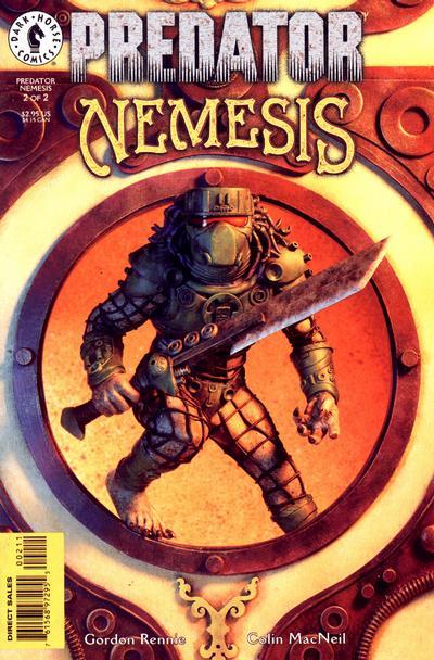 Predator: Nemesis Vol 1 2