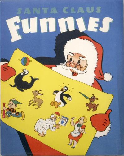 Santa Claus Funnies Vol 1