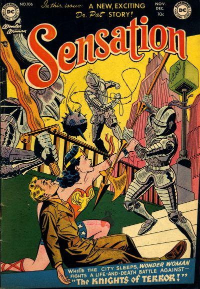 Sensation Comics Vol 1 106