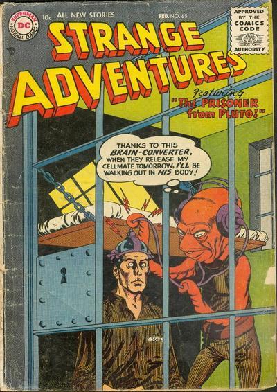 Strange Adventures Vol 1 65