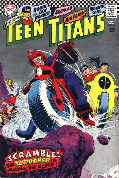 Teen Titans Vol 1 10