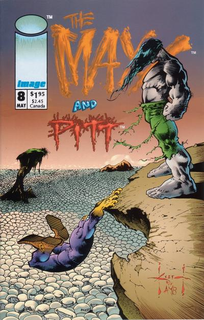 The Maxx Vol 1 8