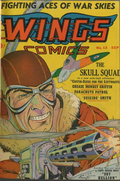Wings Comics Vol 1 13