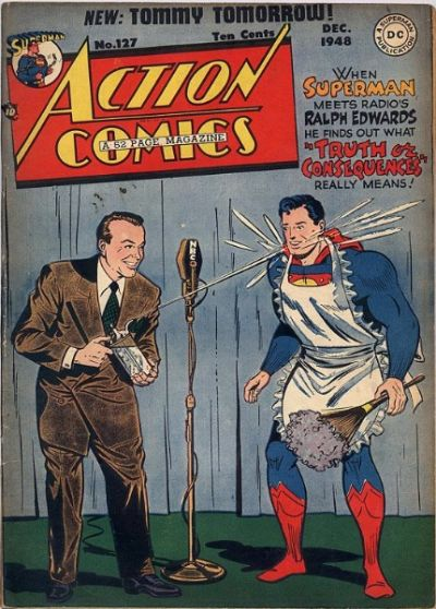 Action Comics Vol 1 127