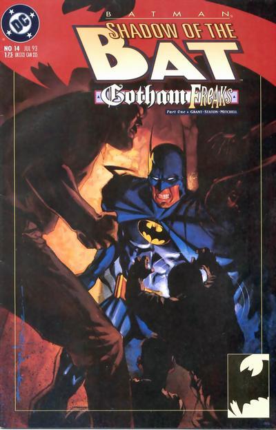 Batman: Shadow of the Bat Vol 1 14
