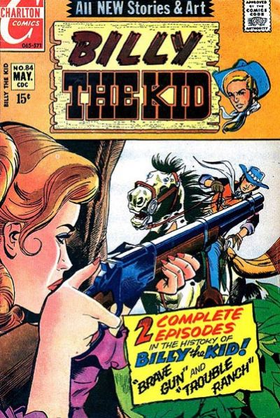 Billy the Kid Vol 1 84