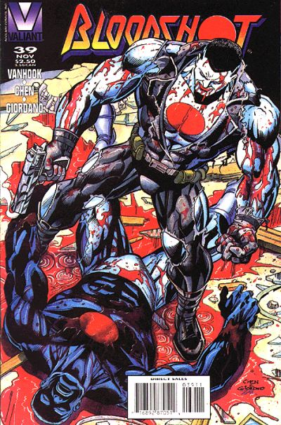 Bloodshot Vol 1 39