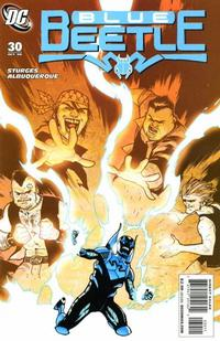 Blue Beetle Vol 7 30