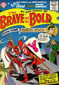 Brave and the Bold Vol 1 7