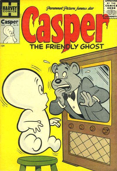 Casper, the Friendly Ghost Vol 1 42