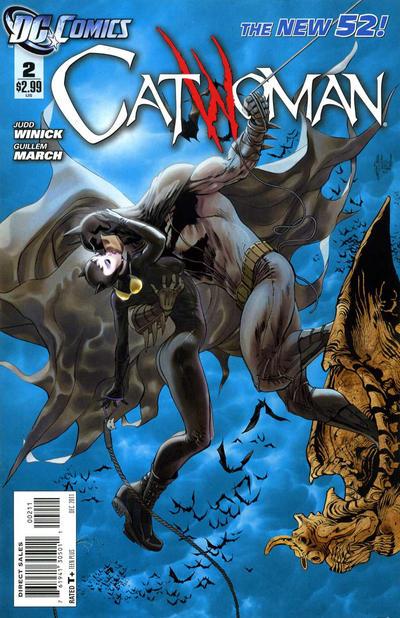 Catwoman Vol 4 2