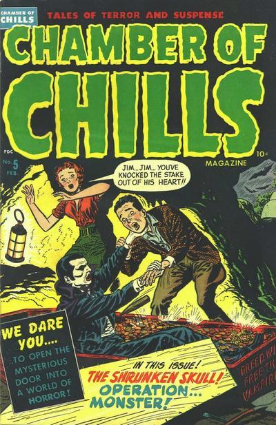 Chamber of Chills Vol 2 5