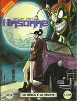 Desdy Metus L'Insonne Vol 1 0 Second Edition
