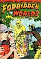 Forbidden Worlds Vol 1 8