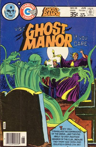 Ghost Manor Vol 2 38