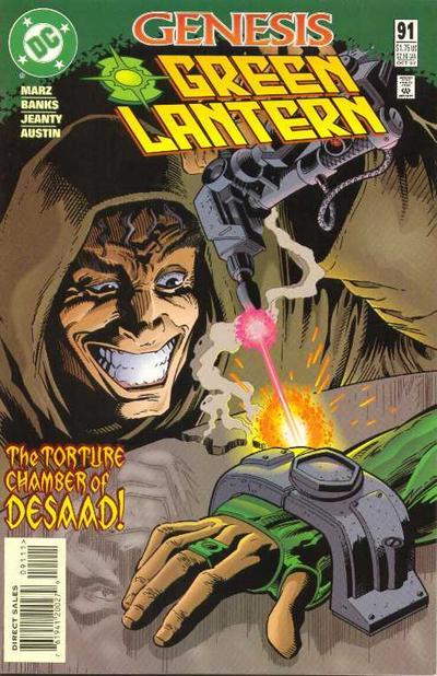 Green Lantern Vol 3 91
