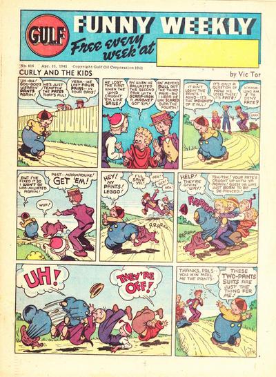 Gulf Funny Weekly Vol 1 416