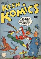 Keen Komics Vol 1 3