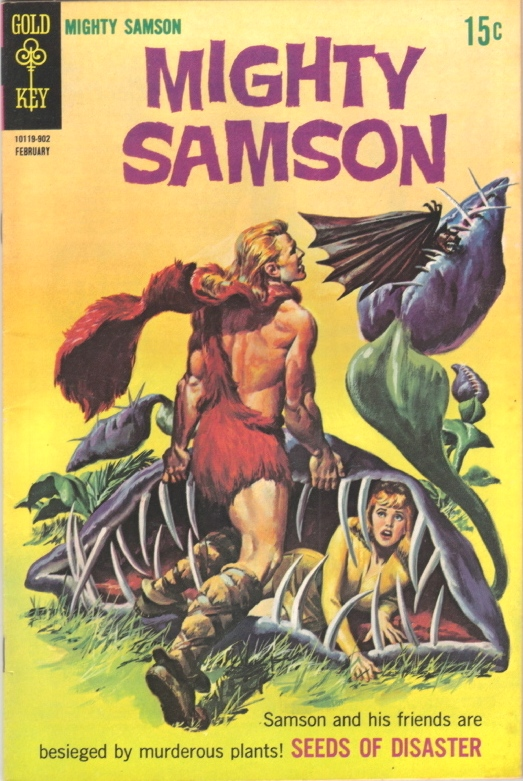 Mighty Samson Vol 1 17