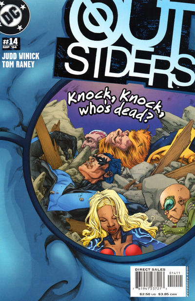 Outsiders Vol 3 14