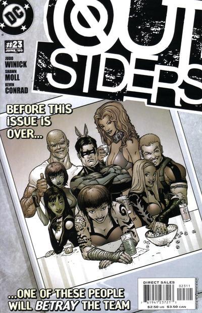 Outsiders Vol 3 23