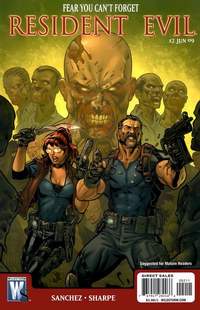 Resident Evil Vol 2 2