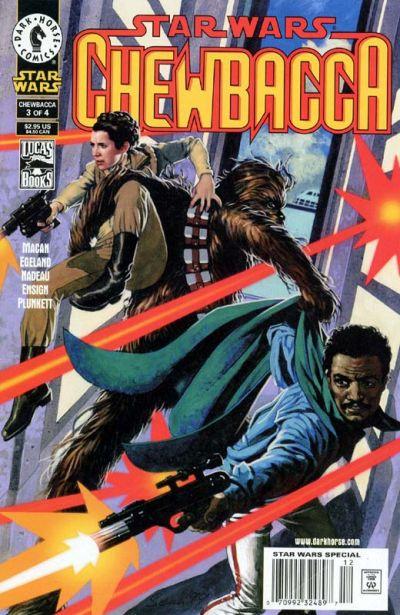 Star Wars: Chewbacca Vol 1 3
