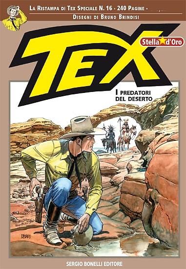 Tex Stella d'Oro Vol 1 16