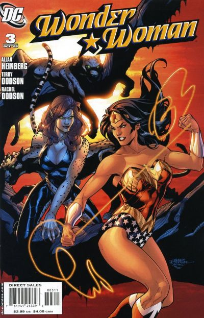 Wonder Woman Vol 3 3