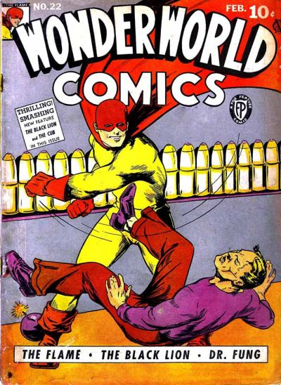 Wonderworld Comics Vol 1 22