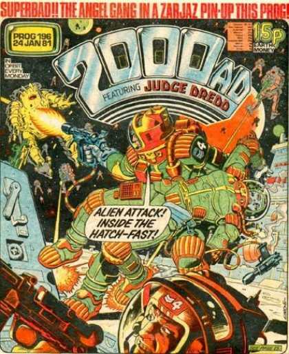 2000 AD Vol 1 196