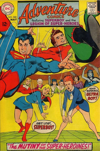 Adventure Comics Vol 1 368