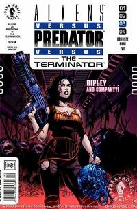 Aliens vs. Predator vs. The Terminator Vol 1 3