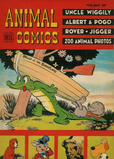 Animal Comics Vol 1 25