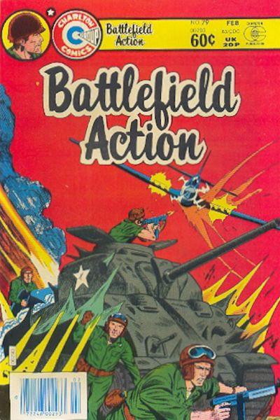 Battlefield Action Vol 1 79