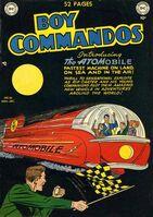 Boy Commandos Vol 1 36