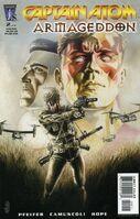 Captain Atom Armageddon Vol 1 2