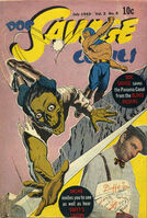 Doc Savage Comics Vol 1 17