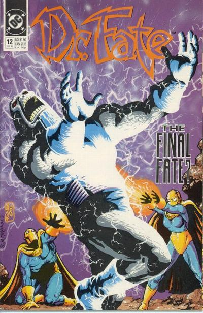 Doctor Fate Vol 2 12