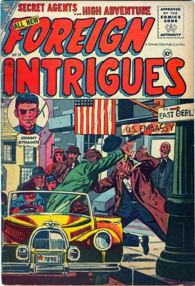 Foreign Intrigues Vol 1 14
