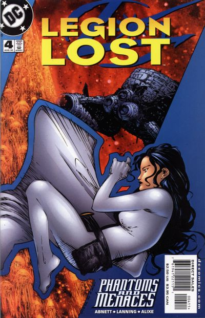 Legion Lost Vol 1 4