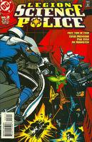 Legion Science Police Vol 1 2