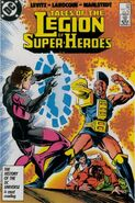 Legion of Super-Heroes Vol 2 345